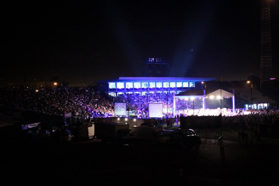 Record de spectatori la gala K-1 Craiova!