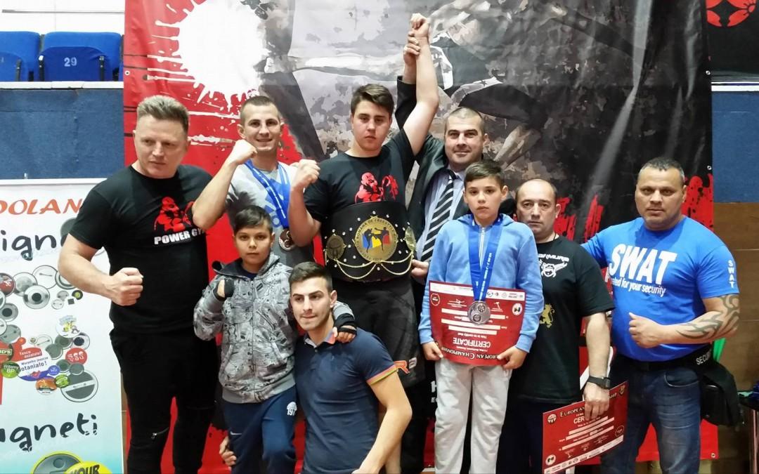 Campionatul European FRFK-WTKF BUCURESTI 2016 – Rezultate