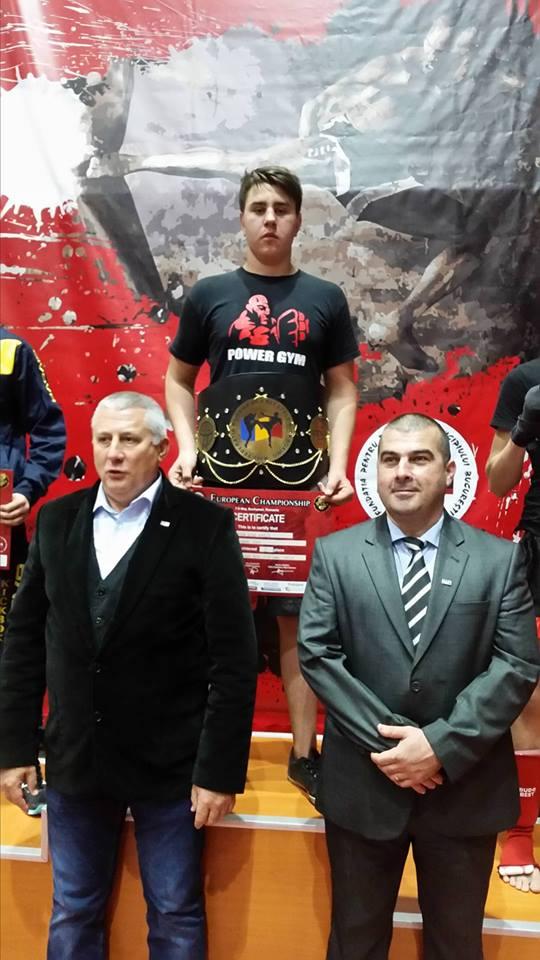 Enzo Minca campion
