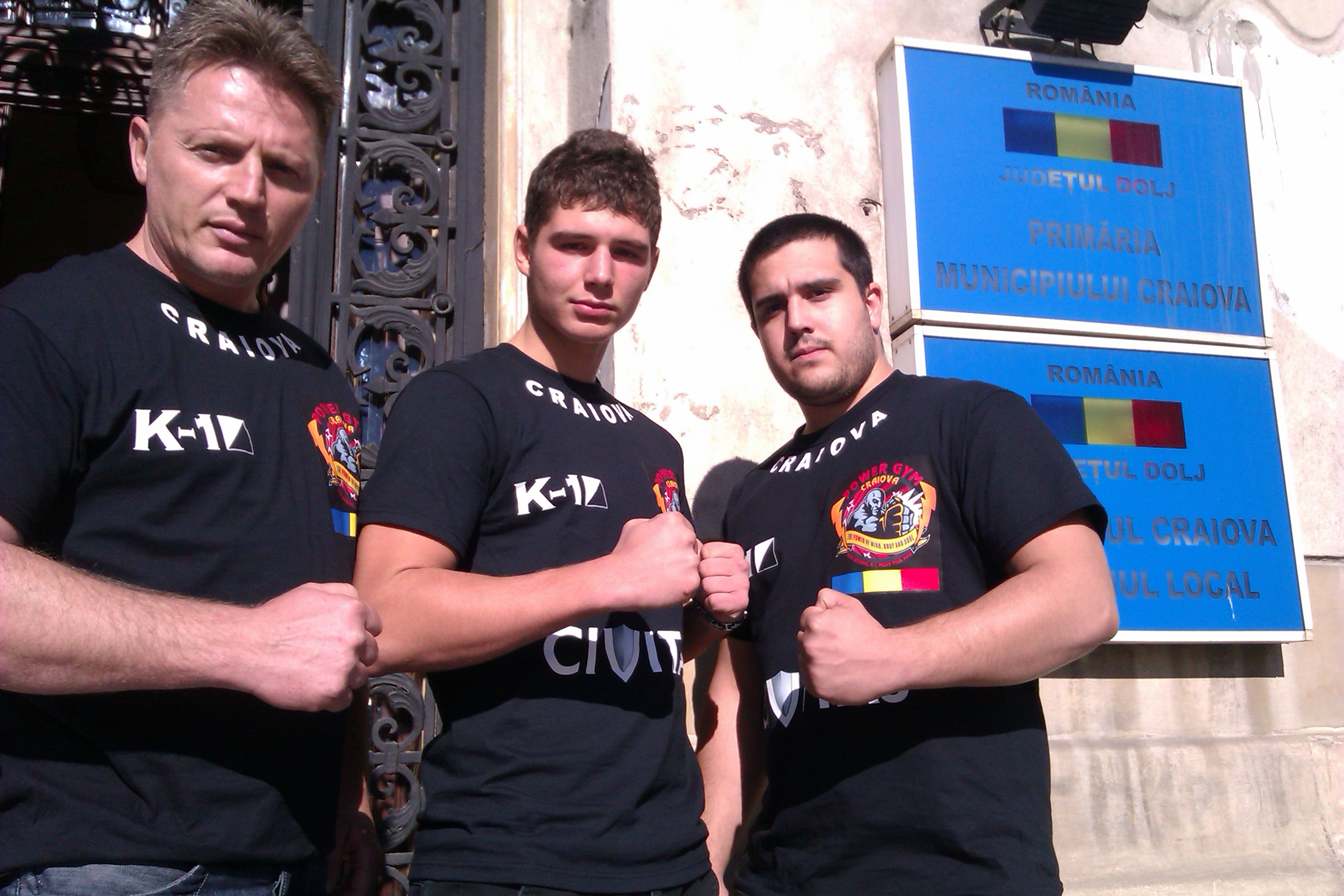 SuperKombat Final Elimination – Meci demonstrativ – Team Power Gym