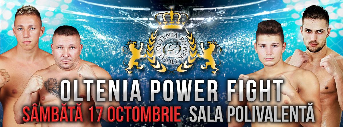 Oltenia Power Fight