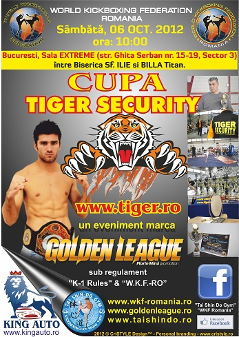 Cupa Tiger Security
